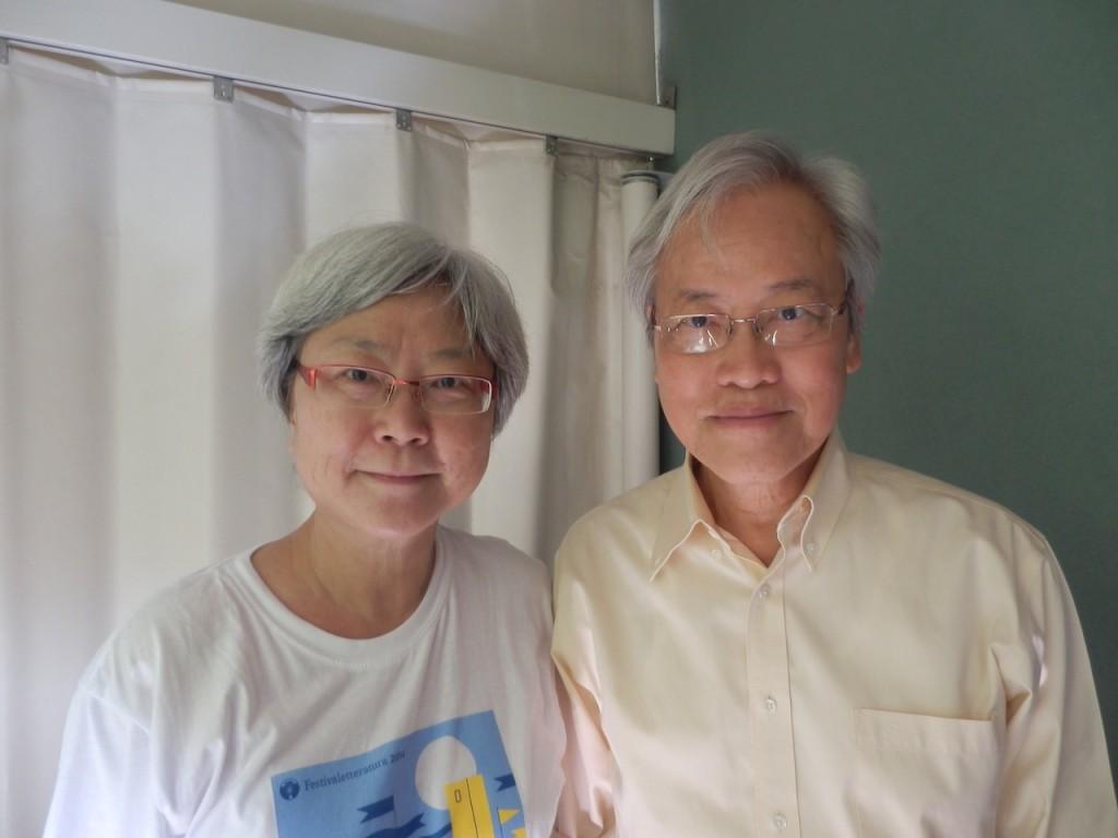 Yeng Pway Ngon e sua moglie, Goh Beng Choo © Maria Tatsos