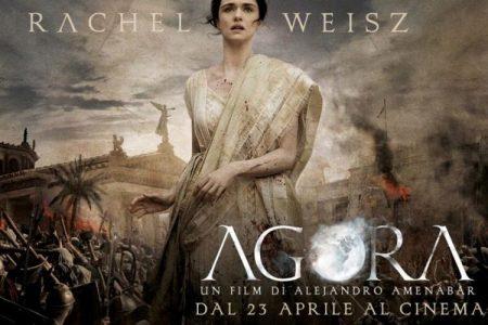 AGORA: la storia di Ipazia al cinema
