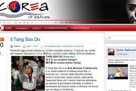 corea-italia.com: il sito per scoprire il PAESE DEL CALMO MATTINO