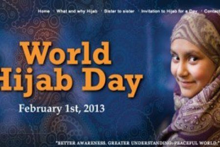 WORLD HIJAB DAY: un segnale di solidarietà