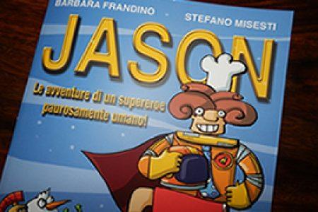 Il nuovo supereroe si chiama JASON
