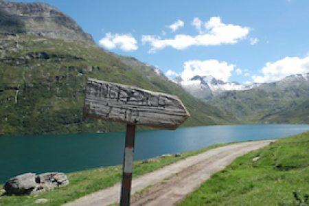 VAL FERRERA: la diga e il lago di Lei, un paradiso alpino