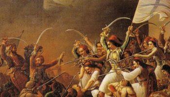 Era il 1821 e la GRECIA alzò la testa