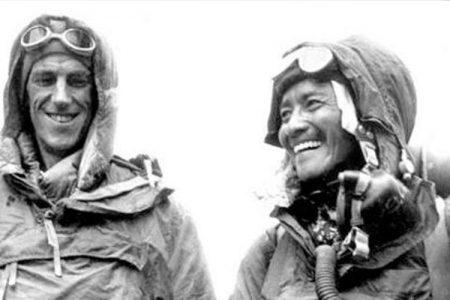 Everest: le ragioni del no alle ceneri di EDMUND HILLARY