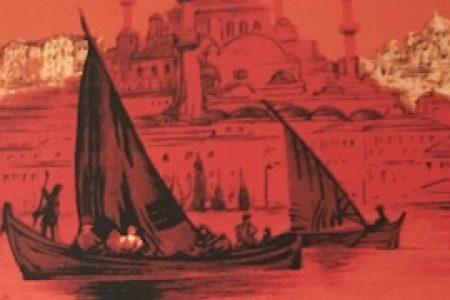 MEZZANOTTE A ISTANBUL di Charles King